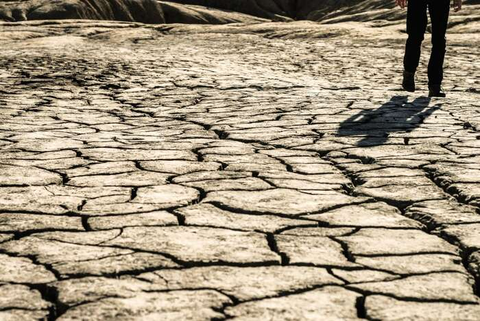 Pokud byto vláda myslela sbojem proti suchu vážně, začala bysopatřeními nazkvalitňování půdy azadržování srážkové vody vmístě, kde dopadne. Foto Pixnio
