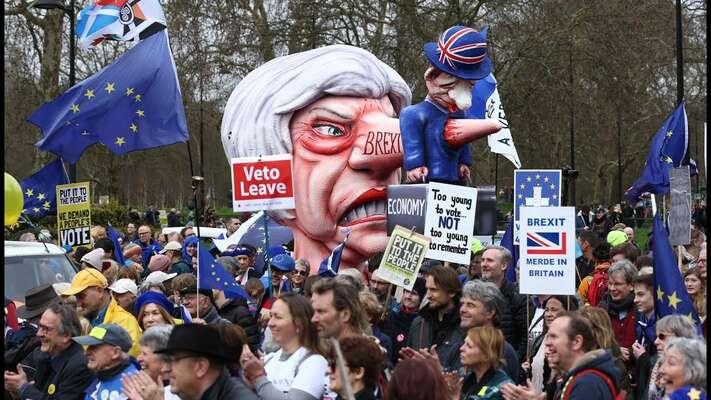 Volby mimojiné potvrdily, že rozdělení britské společnosti ohledně brexitu zůstává vpodstatě stejné. Foto FBEP