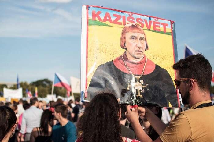 Andrej Babiš před pár dny vEvropské radě zmařil společný evropský plán naochranu klimatu. Foto Filip Smelík