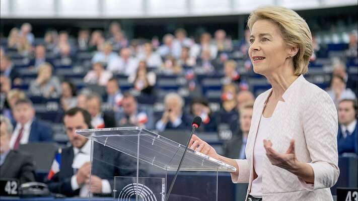 Evropská Komise chce vzáří přehodnotit klimatické závazky i napříštích deset let, touž může být ovšem pozdě. Foto Archiv EP