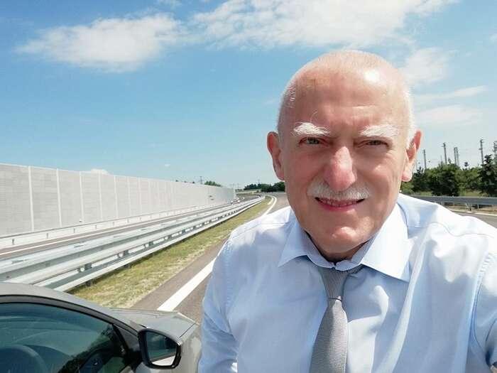 Účast Jana Zahradníka vkomisi jejen pastí, dokteré byse klimatické hnutí nemělo nechat chytit. Foto FBJ. Zahradníka