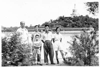 Chu Feng srodinou. Krátce před zatčením. Foto news.ifeng.com