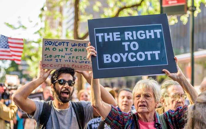 bds antisemitisch