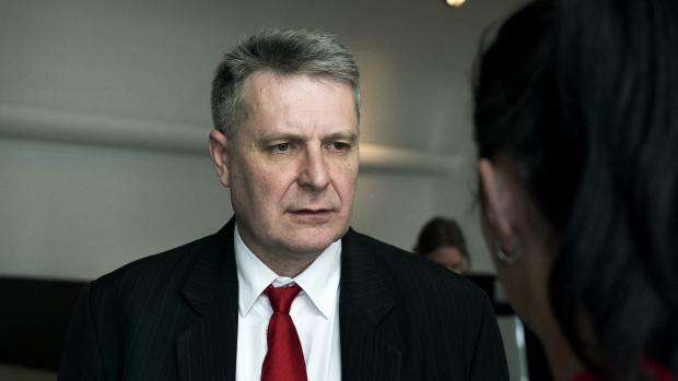 Jak potrestat neotesaného místopředsedu Grospiče? Foto Michaela Danelová