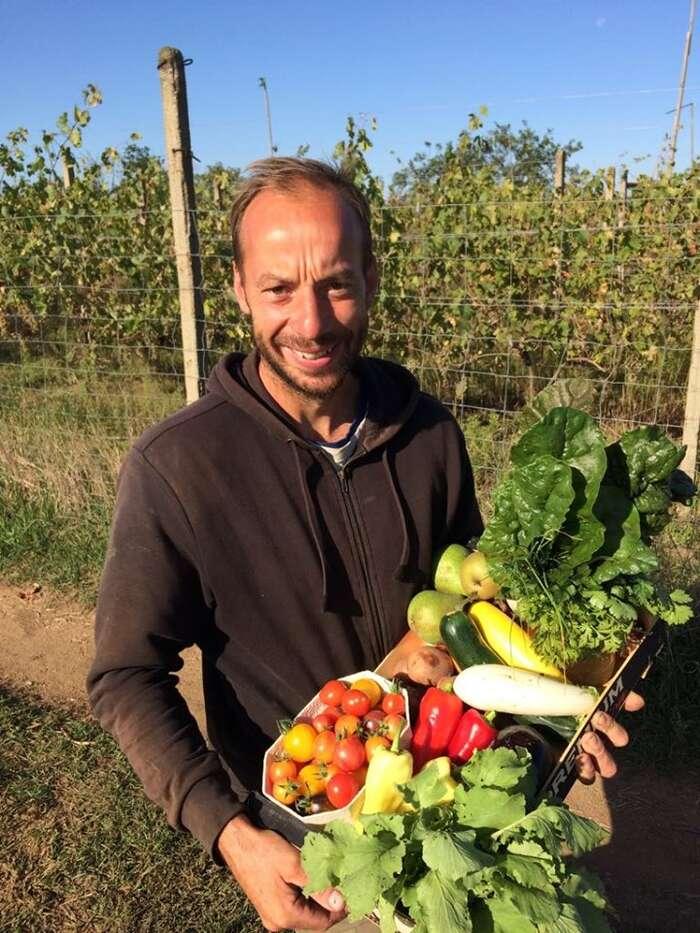 """Libor Kožnar: """"Za malé vítězství bych označil, že senám zesmlouvy ovyrovnání škody podařilo vyškrtnout odstavec, který nás měl vcelé kauze zavazovat kmlčenlivosti."""" Foto Živá farma"""