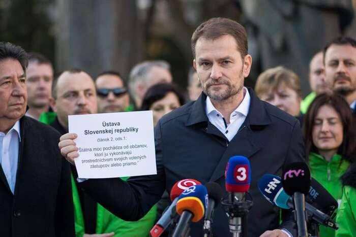 Kampaň Igora Matoviče skýtá instruktážní příklad toho, jak politicky pracovat, jak pro strany tak pro občanské aktivisty. Foto FBOLANO