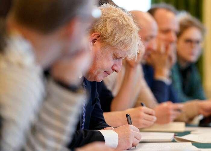 Boris Johnson jebritským premiérem odloňského léta. Foto Andrew Parsons, flickr.com