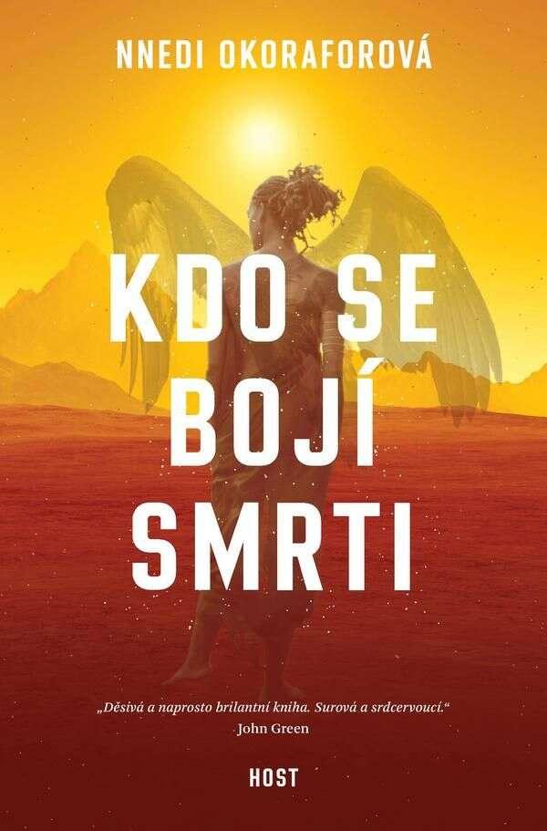 Také román Nnedi Okoraforové vydal brněnský Host. Repro DR