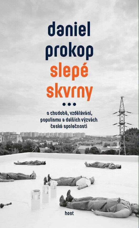 Prokopovy eseje vydal brněnský Host. Repro DR
