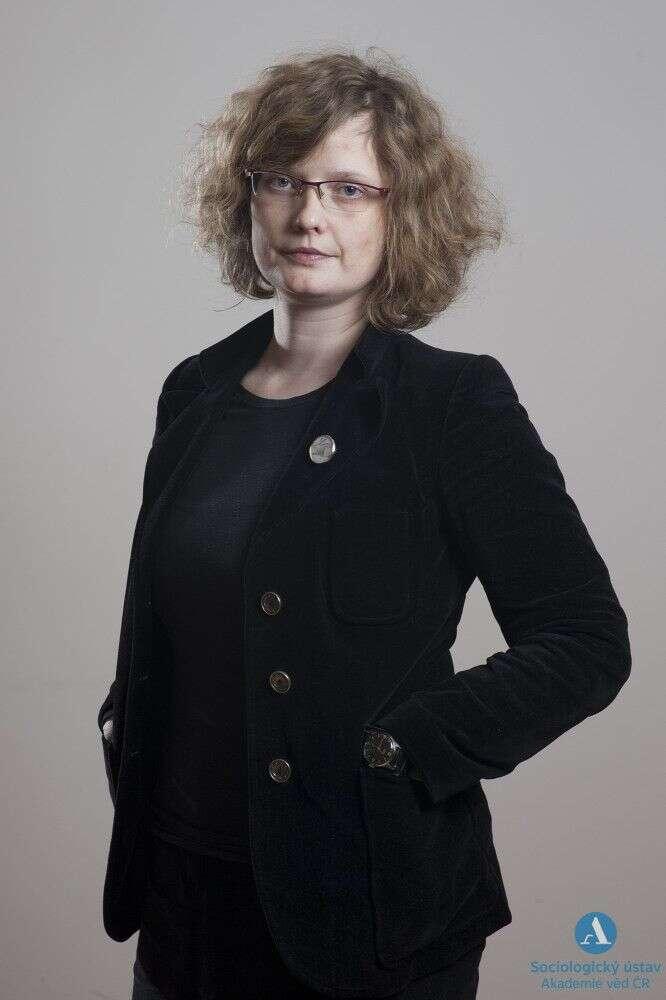 Blanka Nyklová ječlenkou oddělení Národní kontaktní centrum - Gender avěda. Zabývá sekvalitativním ikvantitativním výzkumem sdůrazem nagenderové teorie. Foto Sociologický ústav AVČR