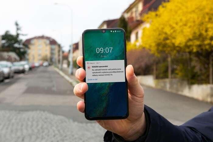 Trasovací aplikace mohou pomoci. Aby nefungovaly nahodile, potřebují ovšem více uživatelů. Foto Mapy.cz, Seznam