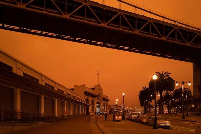 Požáry letos začaly už někdy nazačátku srpna, což všechny překvapilo. Foto Christopher Michel, flickr.com