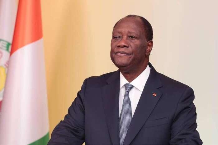 Alassane Ouattara senavzdory svým proklamacím rozhodl napost prezidenta Pobřeží slonoviny kandidovat potřetí. Úspěšně. Podle opozice tím porušil ústavu. Foto FBAlassane Ouattara