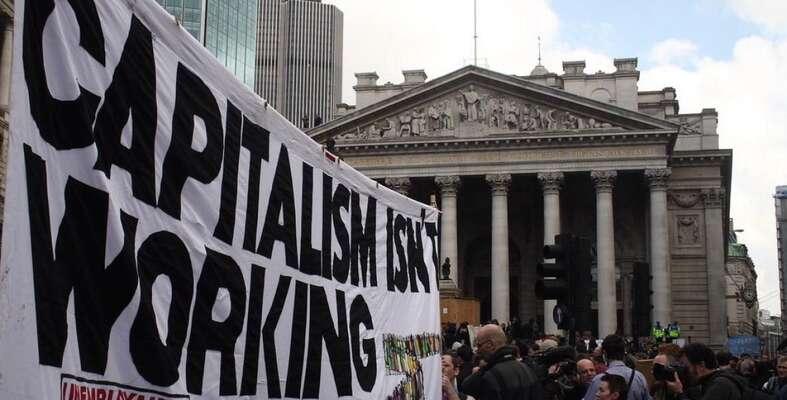 Kapitalismus selhává. Trh však lze provozovat ibez něj. Foto Jonny White, flickr.com