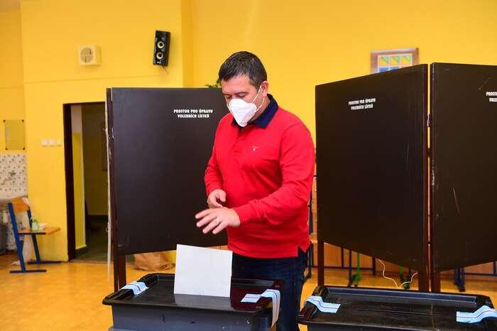 Voliči sociální demokracii vládnutí sANO spočítají, ať už teď zvlády odejde, anebo ne. Foto FBJan Hamáček