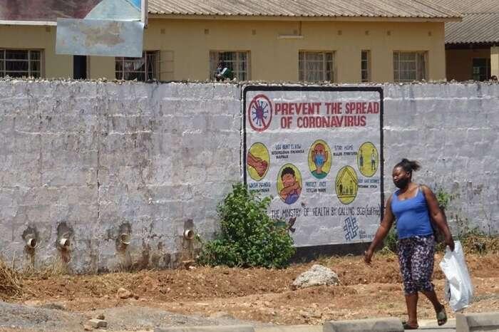 Většina afrických států zatím covid-19 zvládá dobře, horší jeto sesamotnou pandemií. Foto Iva Sojková
