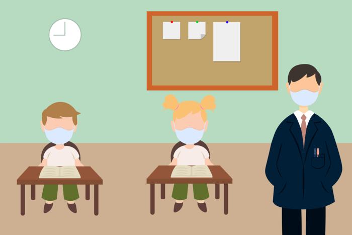 Otevření škol jepotřeba vyvážit zpřísněním vjiné oblasti. Zatížení jedné strany pandemických vah zkrátka musíme vyrovnat nastraně druhé. Tovšak vyžaduje pečlivou koordinaci, která sevČeské republice stále nedaří. Ilustrace HaticeEROL, Pixabay