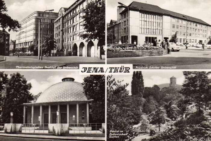 """""""Vjednom svém výzkumu jsem sezabýval transformací městského prostoru v90. letech vHradci Králové a vevýchodoněmecké Jeně. Vbývalém východním Německu sepříliš nepřejmenovávalo, příliš senebouraly pomníky."""" Foto Uwe Dörnbrack, Flickr"""