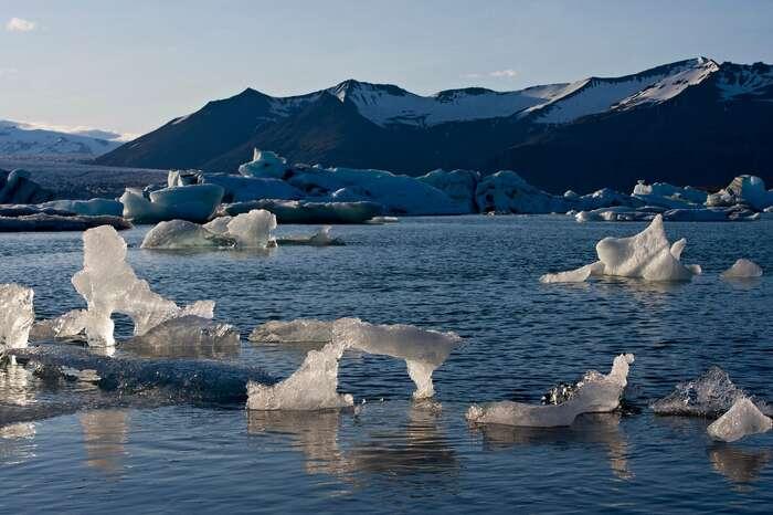 Jedním zmíst, které změny kllimatu mění knepoznání, jeIsland. Foto Eskinder Debebe, UNPhoto