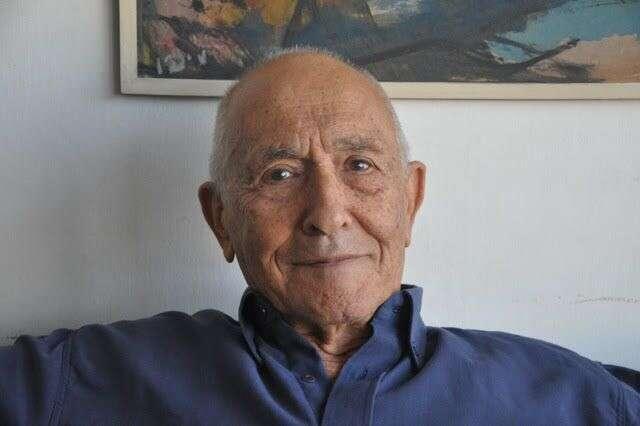 Jaakov Šaret vlednu 2020. Foto Archív Jaakova Šareta