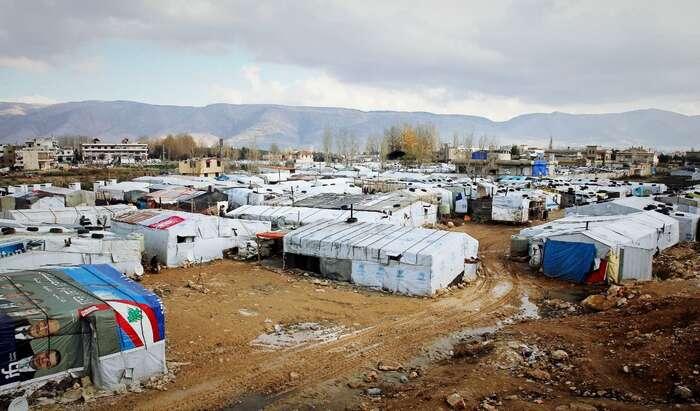 V šestimilionové čím dál hůře fungující zemi setísní dva miliony uprchlíků. Foto FBSalam LADC