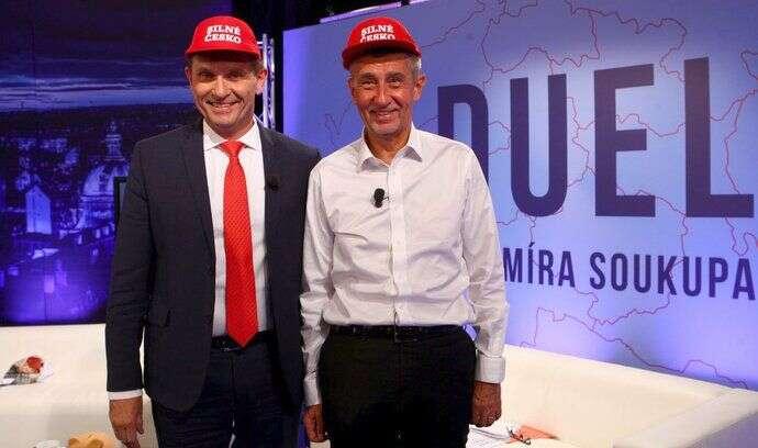 Jak seTrumpův vzor stal před čtyřmi lety táhnoucím příkladem pro celý svět, nyní sestane takovým příkladem jeho pád. Není todobrá zpráva pro Orbána, Netanjahua, Duterteho, Bolsonara, Erdogana či Putina, ani pro Zemana aBabiše. Repro DR