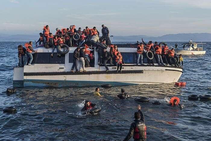V době migrační krize ukázal boj Visegrádské čtyřky proti uprchlickým kvótám, jak todopadá, když senacionalistická politika propojí spřesvědčením, že EUje jen mírový souboj jednotlivých národních zájmů. Foto WmC - Ggia