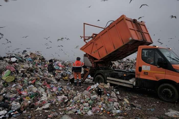 Spalovna environmentální problémy neřeší, naopak město nad nimi ztratí kontrolu. Foto Benoît Collet
