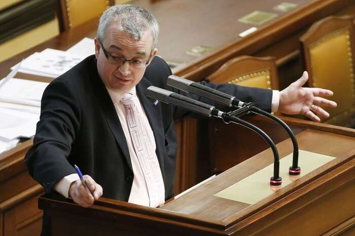 Návrh sněmovního matadora Marka Bendy nahrává silnějším politickým stranám. Foto FBM. Benda