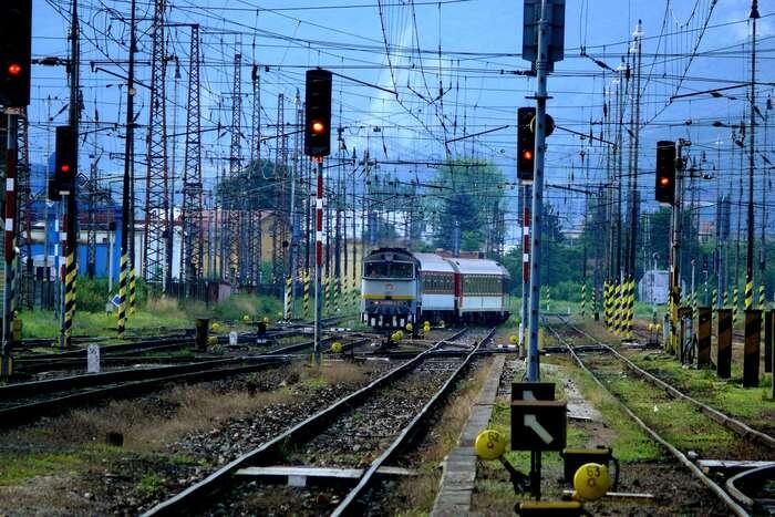 Hustá železniční síť vnaší zemi jekomparativní výhodou, které jetřeba umět využít. Atřeba přitom ičerpat zpodpory, kterou ekologicky méně náročnému druhu dopravu poskytuje abude poskytovat iEvropská unie. Foto Oto Zapletal, Pixabay