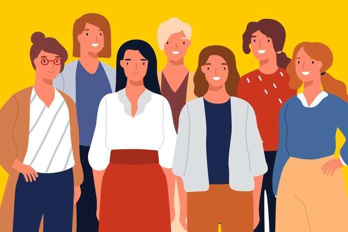 Možnost, že bypandemie zvrátila nedávné pokroky voblasti genderové rovnosti natrhu práce, jeopravdovou hrozbou, již jetřeba řešit, aby sepředešlo dlouhodobým dopadům nazaměstnanost žen. Ilustrace FBRovná odměna