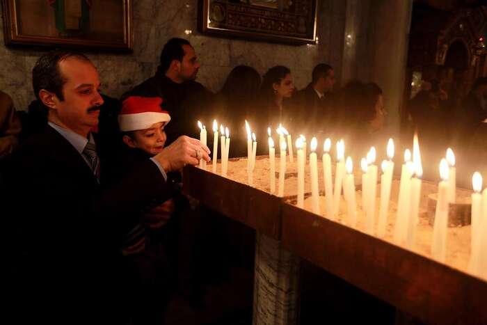 Křesťanská přítomnost jepro palestinskou společnost důležitá. VPásmu Gazy působí tři církve, každá znich provozuje iškolu, jež poskytuje vzdělání nejen dětem zkřesťanských rodin. Foto Christian World, Flickr