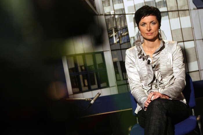 Hlavní lobbistkou zákona ostátním zastupitelství jeLenka Bradáčová. Foto Michal Kalášek